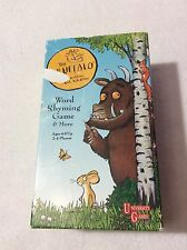 The Gruffalo Word Rhyming Children Game Age 4 & Up 2-4 Players