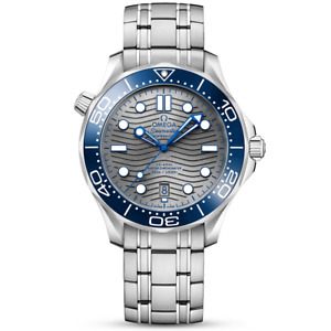 Omega Seamaster Diver 300m Co-Axial Master Chronometer 42mm 210.30.42.20.06.001