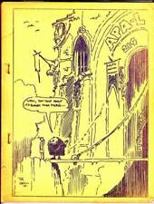 Tim Kirk cover on 1969 fanzine Apa-L 214 - Fair condition - Ackerman Collection