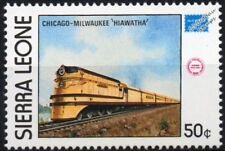 "El Camino de Milwaukee ""el sello de tren Hiawatha"" optimizada Speedliner #2"