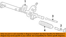 FORD OEM 11-16 Fiesta Steering Gear-Inner Tie Rod End BE8Z3280A