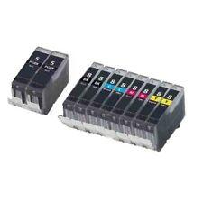 10x Tinte für canon Pixma IP-4200 IP4300 4500 IP6600 IP6700 5200 MP-970 520 610