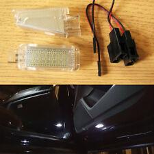 LED Feux de éclairage Pied Porte Courtoisie Boîte à Gants Coffre VW SEAT SKODA