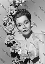 Vintage Jane Wyman Beautiful Art Photo Print of Lovely Legendary Movies Star A4
