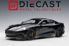 AUTOart 70271 Aston Martin Vanquish S 2017 (Onyx Black) 1:18TH Scale