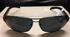 $320.00 Authentic Men's Sunglasses PRADA PRZ Polarized Made In Italy 5AV-5Z1
