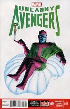 Uncanny Avengers #12 Comic Book 2013 NOW - Marvel