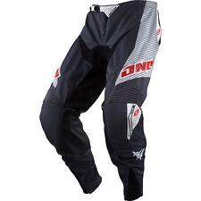 NEW ONE INDUSTRIES REACTOR GREY ATV  MX BMX RACING PANT PANTS  size 36