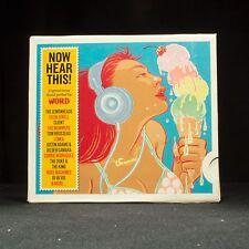 Word, Now Hear This 2009 July - Music CD - Lemonheads, Eilen Jewell, The Mummers