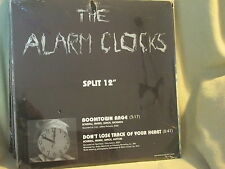 "The Alarm Clocks / Witnesses 2002 SS Brains on Fire # 12-01 Split 12"" EP PUNK"