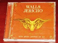 Walls Of Jericho: With Devils Amongst Us All CD 2006 Trustkill Records USA TK82