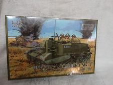 IBG Universal Carrier I Mk. I with Boys AT Rifle Model Kit 1/72 sealed