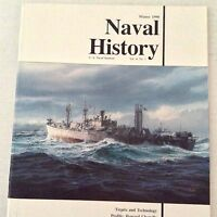 Naval History Magazine Tirpitz And Technology, Chapelle Winter 1990 071617nonrh