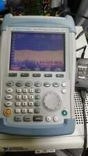Rohde & Schwarz FSH3.13 Hand Held Spectrum Analyzer with Tracking Generator