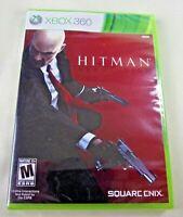 Hitman Absolution Microsoft Xbox 360 Brand New