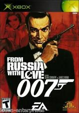 007: From Russia With Love (Xbox) James Bond