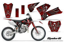 KTM SX85 SX105 2006-2012 GRAPHICS KIT CREATORX DECALS SPIDERX R