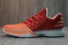 48 Adidas James Harden Vol.1 Basketball Shoes Chalk Coral Shoes Mens 15 AH2119