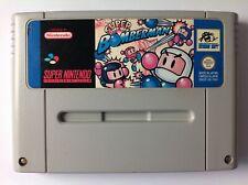 Bomberman SNES Super Nintendo S333A3