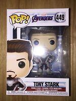 Funko Pop! Marvel Avengers Tony Stark #449 Iron Man