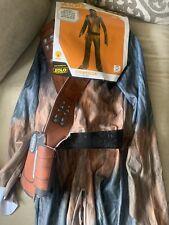 Nwt.Star Wars Chewbaca Boy Large 10/12 Halloween Coustme