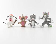Tom und Jerry === 4 x Figuren von Schleich