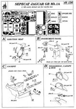 Eduard 1/48 Jaguar Gr.1 etch for Airfix # 48136