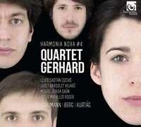 Quartet Gerhard - quartet gerhard NEW CD