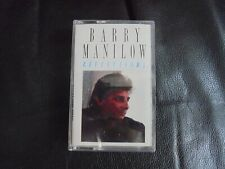 Tape Cassette Barry Manilow Reflections
