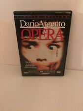 Opera (DVD, 2001, 2-Disc Set, Limited Edition Includes CD Soundtrack)