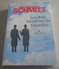 ERIC-EMMANUEL SCHMITT / LES DEUX MESSIEURS DE BRUXELLES..EO 2012