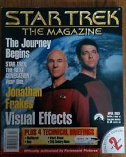 April Star Trek Film & TV Magazines in English