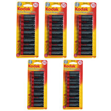 Kodak AA batteries 50 Pack Extra Heavy Duty For Toy Camera Torch Remote New