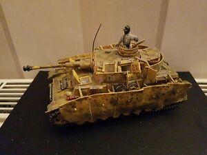 Forces of Valor Unimax German Panzer IV Ausf.G Kurst 1943 1:32 80014