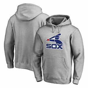Chicago White Sox Fanatics Branded Cooperstown Collection Huntington Pullover