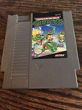 Teenage Mutant Ninja Turtles Original Nintendo NES Cart Works PC5