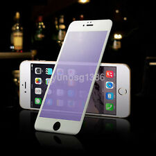 New Full Coverage Blue Ray 3D Tempered Glass Screen Protector For iphone 6/7 UK