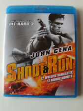 SHOOT & RUN - de JOHN CENA - blu-ray disc 2009 - NEUF sous blister