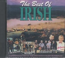 The best of Irish  CD