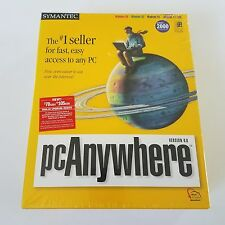 Symantec pcAnywhere Version 9.0 Year 2000 Compliant Windows 98 95 NT Sealed