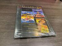 Los Conquistadores De Atlantis/ il Arca Oro / il Signor De le Beasts DVD Slimc
