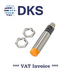 IFM IG5559 Inductive Sensor M18 pnp NC 10-36VDC 000900