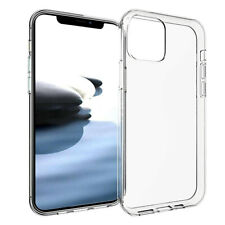 Coque Housse Etui TPU iPhone 12 Max Mini 11 Pro SE 2020 XS X 7 8 6 Plus 5S SE