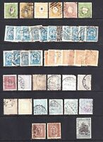 PORTUGAL 37-39 & MORE CANCELS COLLECTION LOT $330 SCV
