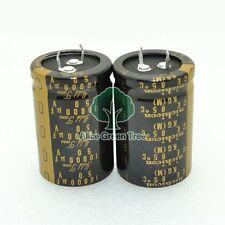 2pcs Nichicon KG 10000Uf/50V 30x45mm Audio Electrolytic Capacitor-5932