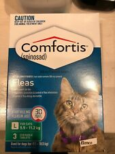 comfortis for cats 5.5-11.2kg Or Dogs 9.1-18.0kg 3pack