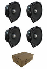 "4 x 6x9"" Midrange Open Back Speaker 1400W 8 Ohm Pro Car Audio VFL 69MR"