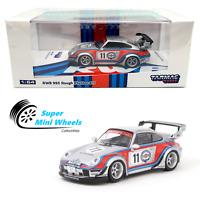 Tarmac Works - Porsche RWB 993 Rough Rhythm #11 Martini - 1:64