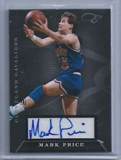 2010-11 Elite Black Box Signatures #167 Mark Price 74/149