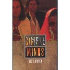 Rock Simple Minds Music Cassettes